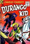 Cover for Charles Starrett as the Durango Kid (Magazine Enterprises, 1949 series) #37