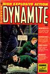 Cover for Dynamite (Comic Media, 1953 series) #2