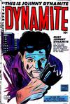 Cover for Dynamite (Comic Media, 1953 series) #3