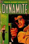 Cover for Dynamite (Comic Media, 1953 series) #4