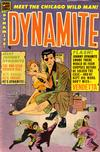 Cover for Dynamite (Comic Media, 1953 series) #7