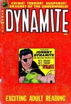 Cover for Dynamite (Comic Media, 1953 series) #8