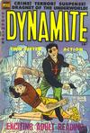 Cover for Dynamite (Comic Media, 1953 series) #9