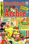 Cover for Everything's Archie (Archie, 1969 series) #2