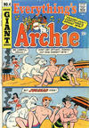Cover for Everything's Archie (Archie, 1969 series) #4