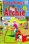 Cover for Everything's Archie (Archie, 1969 series) #8