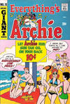 Cover for Everything's Archie (Archie, 1969 series) #10