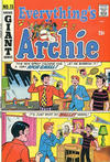 Cover for Everything's Archie (Archie, 1969 series) #15