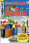 Cover for Everything's Archie (Archie, 1969 series) #16