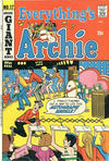 Cover for Everything's Archie (Archie, 1969 series) #17