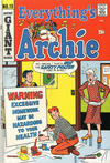 Cover for Everything's Archie (Archie, 1969 series) #19