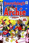Cover for Everything's Archie (Archie, 1969 series) #20