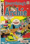 Cover for Everything's Archie (Archie, 1969 series) #21
