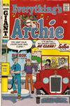 Cover for Everything's Archie (Archie, 1969 series) #23