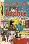 Cover for Everything's Archie (Archie, 1969 series) #24