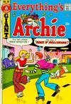 Cover for Everything's Archie (Archie, 1969 series) #30