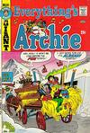 Cover for Everything's Archie (Archie, 1969 series) #31