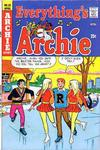 Cover for Everything's Archie (Archie, 1969 series) #32