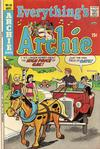 Cover for Everything's Archie (Archie, 1969 series) #35