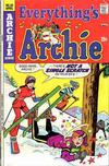 Cover for Everything's Archie (Archie, 1969 series) #39