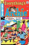 Cover for Everything's Archie (Archie, 1969 series) #41