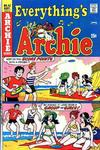 Cover for Everything's Archie (Archie, 1969 series) #42