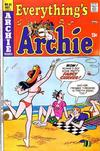 Cover for Everything's Archie (Archie, 1969 series) #43