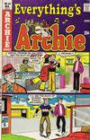 Cover for Everything's Archie (Archie, 1969 series) #44