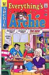 Cover for Everything's Archie (Archie, 1969 series) #47