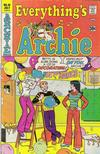 Cover for Everything's Archie (Archie, 1969 series) #49