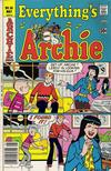 Cover for Everything's Archie (Archie, 1969 series) #56