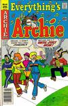 Cover for Everything's Archie (Archie, 1969 series) #64