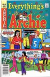 Cover for Everything's Archie (Archie, 1969 series) #66