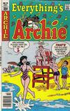 Cover for Everything's Archie (Archie, 1969 series) #70