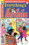 Cover for Everything's Archie (Archie, 1969 series) #72