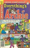 Cover for Everything's Archie (Archie, 1969 series) #74