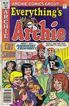 Cover for Everything's Archie (Archie, 1969 series) #76