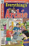Cover for Everything's Archie (Archie, 1969 series) #80