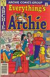 Cover for Everything's Archie (Archie, 1969 series) #81