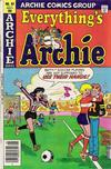 Cover for Everything's Archie (Archie, 1969 series) #83