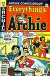 Cover for Everything's Archie (Archie, 1969 series) #85