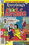 Cover for Everything's Archie (Archie, 1969 series) #90