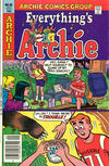 Cover for Everything's Archie (Archie, 1969 series) #96
