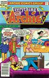 Cover for Everything's Archie (Archie, 1969 series) #100