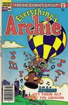 Cover for Everything's Archie (Archie, 1969 series) #110