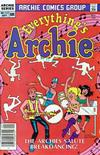Cover for Everything's Archie (Archie, 1969 series) #113