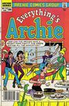 Cover for Everything's Archie (Archie, 1969 series) #115