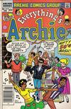 Cover for Everything's Archie (Archie, 1969 series) #121
