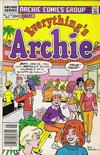 Cover for Everything's Archie (Archie, 1969 series) #123