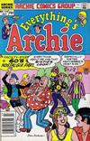 Cover for Everything's Archie (Archie, 1969 series) #124 [Regular Edition]